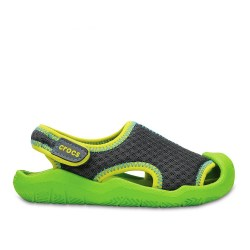 4-Crocs-Swiftwater-Sandal-Kids-Grijs